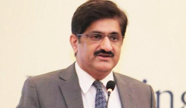 Sindh CM