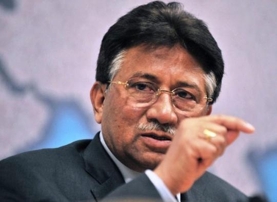 Musharraf refuses to return Pakistan due to illness