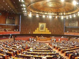Govt tables KP-FATA merger bill in National Assembly