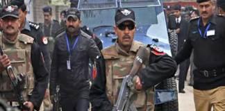 Terror bid foiled, hand grenades, detonators recovered in Lower Dir