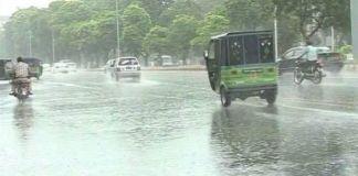 rain in KP, FATA