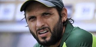 Shahid Afridi hopeful of Pakistan World Cup squad