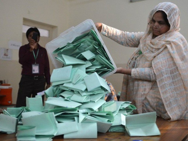 ECP orders vote recount in 26 NA, PP constituencies