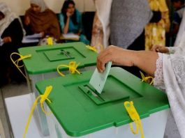 By-elections: Polling underway for three seats in Peshawar, Karachi
