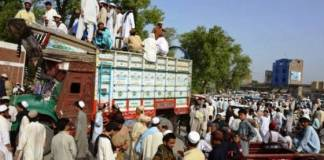 Repatriation of TDPs in South Waziristan completed