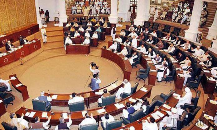 Govt tables domestic violence bill in Khyber Pakhtunkhwa Assembly