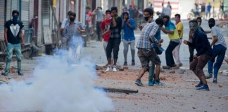 protests against braid chopping in IoK