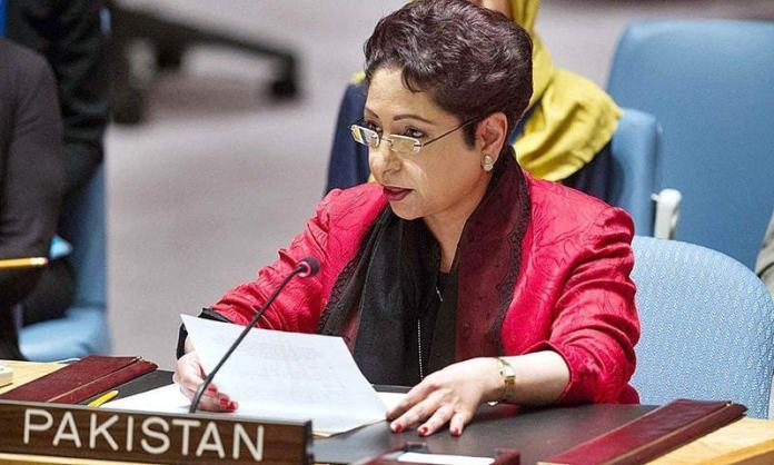 Pakistan urges international community to resolve Kashmir issue