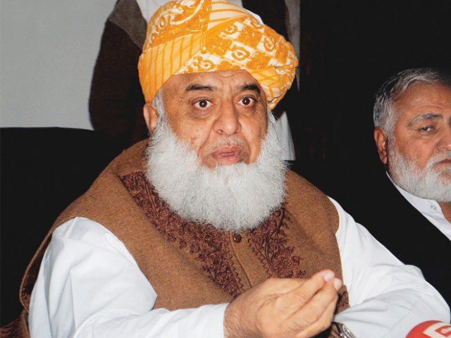 PTI govt has no knowledge of Pakistan's ideology, economy: Fazlur Rehman