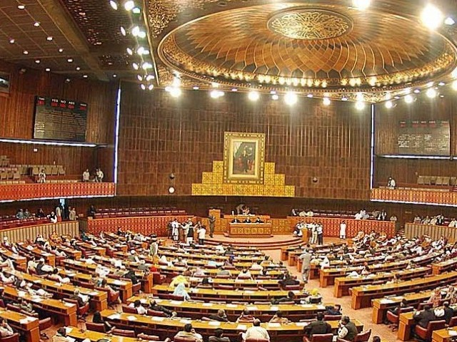 Opposition to table Elections (Amendment) Bill 2017 in NA today