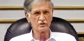 Chief Minister Pervez Khattak