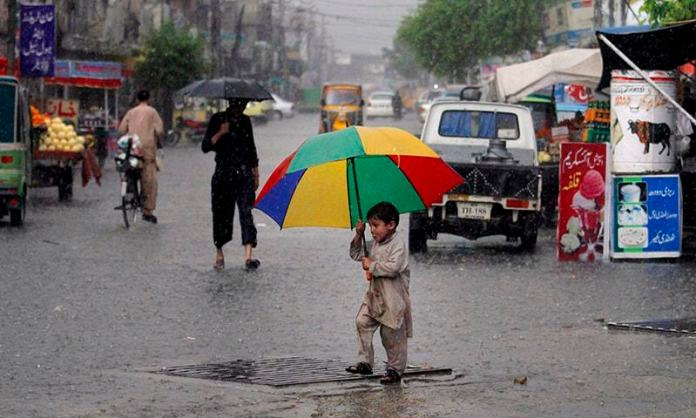 Rain expected in parts of country