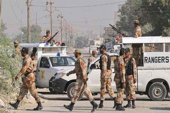 Sindh Rangers