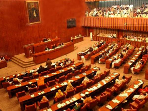 senate na to resume debate on budget today khyber news