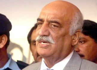 Accountability court grants bail to Khursheed Shah in assets case