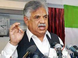 Jirga constituted to negotiate with PTM: Governor Jhagra