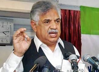 KP governor Iqbal Zafar Jhagra refuses to resign