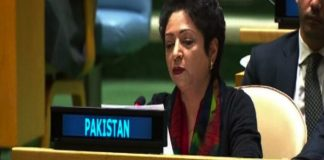 Pakistan urges UN to end sexual violence in conflict zones