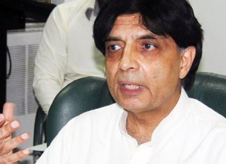 PML-N not field candidate against Chuadhry Nisar Ali Khan: Reports
