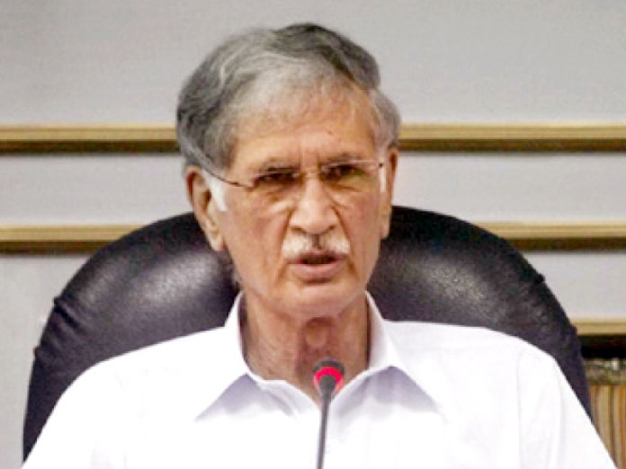 CJP Nisar summons CM Pervez Khattak in public welfare cases