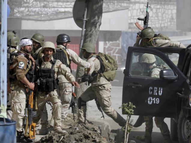 37 killed in Afghanistan as Taliban attack security forces