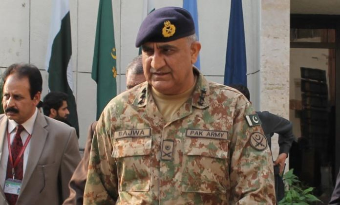 Army Chief arrives in Quetta for Siraj Raisani's funeral prayers