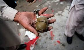 Two children injured in Nasirabad blast