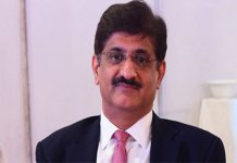 Murad Ali Shah rubbishes reports of his dual nationality