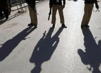 Two policemen martyred in Quetta firing