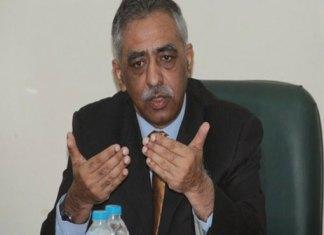 Governor Sindh Zubair Umar