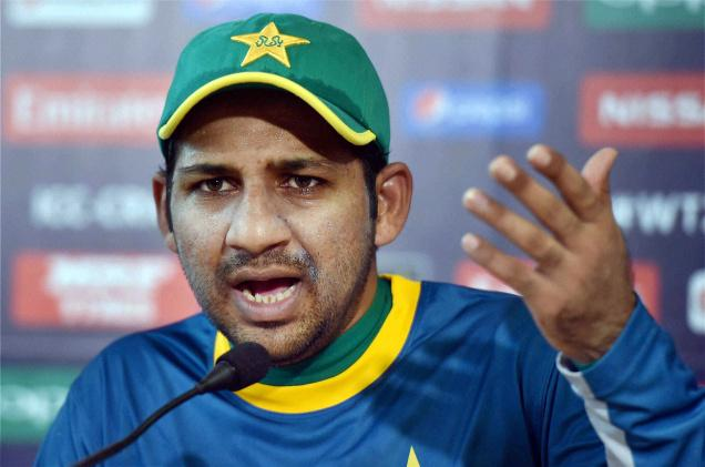 Sarfaraz promises to come back stronger against England