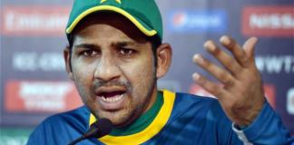 Sarfaraz promises to come back stronger against England