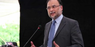 Stronger economy inevitable for country's security: Ahsan Iqbal