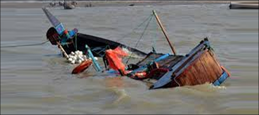 Image result for 30 people drowned after boat capsized in Pakistani river