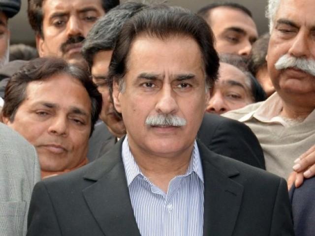 Ayaz Sadiq announces to challenge LHC's decision on nomination papers
