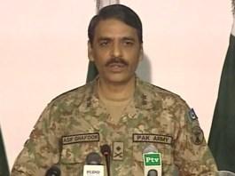 DG ISPR warns of befitting response if India attacks