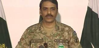 ISPR terms Indian COAS' statements rhetoric for audience amid ongoing turmoil