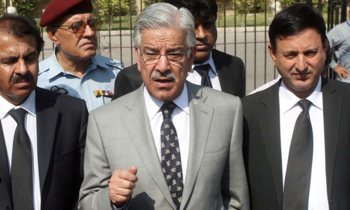 Imran Khan can go to any extent to gain power: Khawaja Asif