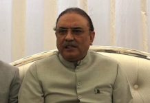 Zardari asked people to forge unity against evil forces