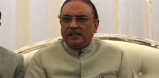 Zardari appears before banking court in money laundering case