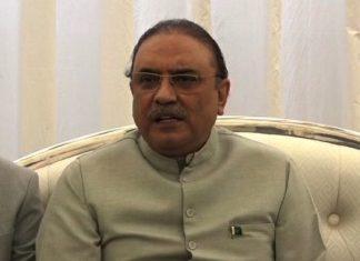 Zardari appears before banking court in money laundering case