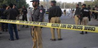 Policeman martyred in Nawan Kallay, Quetta