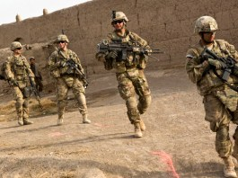 U.S. forces in Afghanistan attack anti-China militants