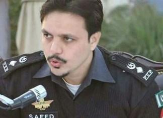 DPO Mian Saeed