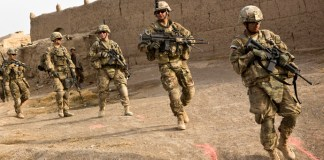 Two US service members killed, six others injured in Afghanistan