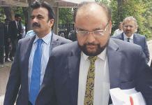 Qatari royal has nothing to do with Sharif's properties in London: Wajid Zia