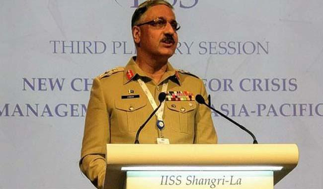 General Zubair on India's clandestine war against Pakistan
