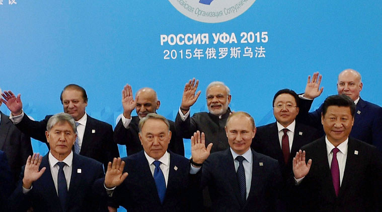 Pakistan India To Officially Join Shanghai Cooperation Organization
