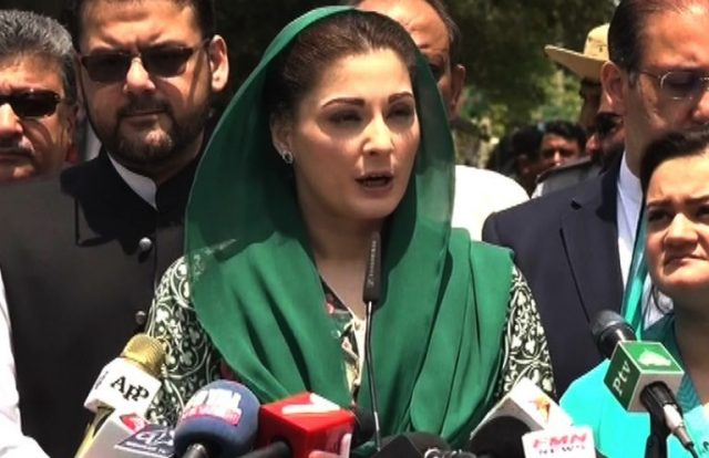 Maryam Denies Charges, Says Her Family Being Victimized-1968