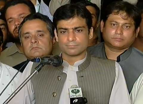 NAB summons Hamza Shahbaz in assets case on April 10